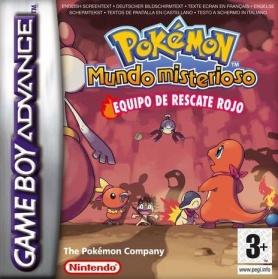 Pokémon Mundo Misterioso - Español - GBA - Portada