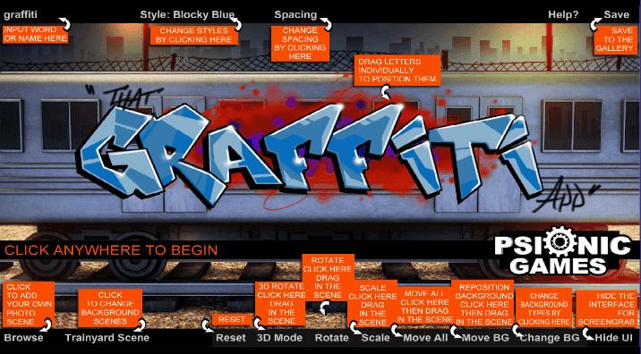 Graffiti simpel