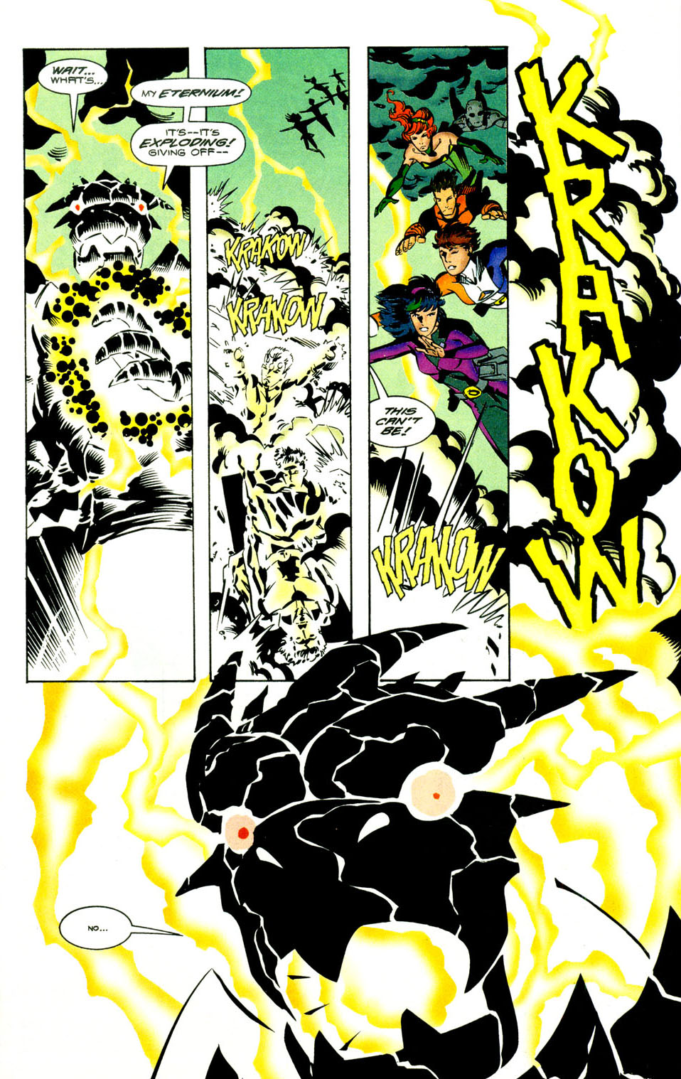 Legion of Super-Heroes (1989) 118 Page 18