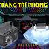 Đèn Trang Trí Phòng Hát Karaoke Với Cực Giá Rẻ, Mẫu Mả Đa Dạng