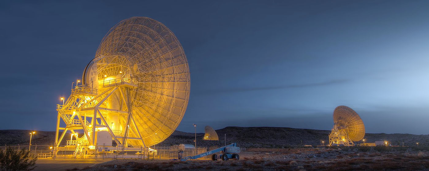 Just What Are Those Deep Space Antennas Looking At?
