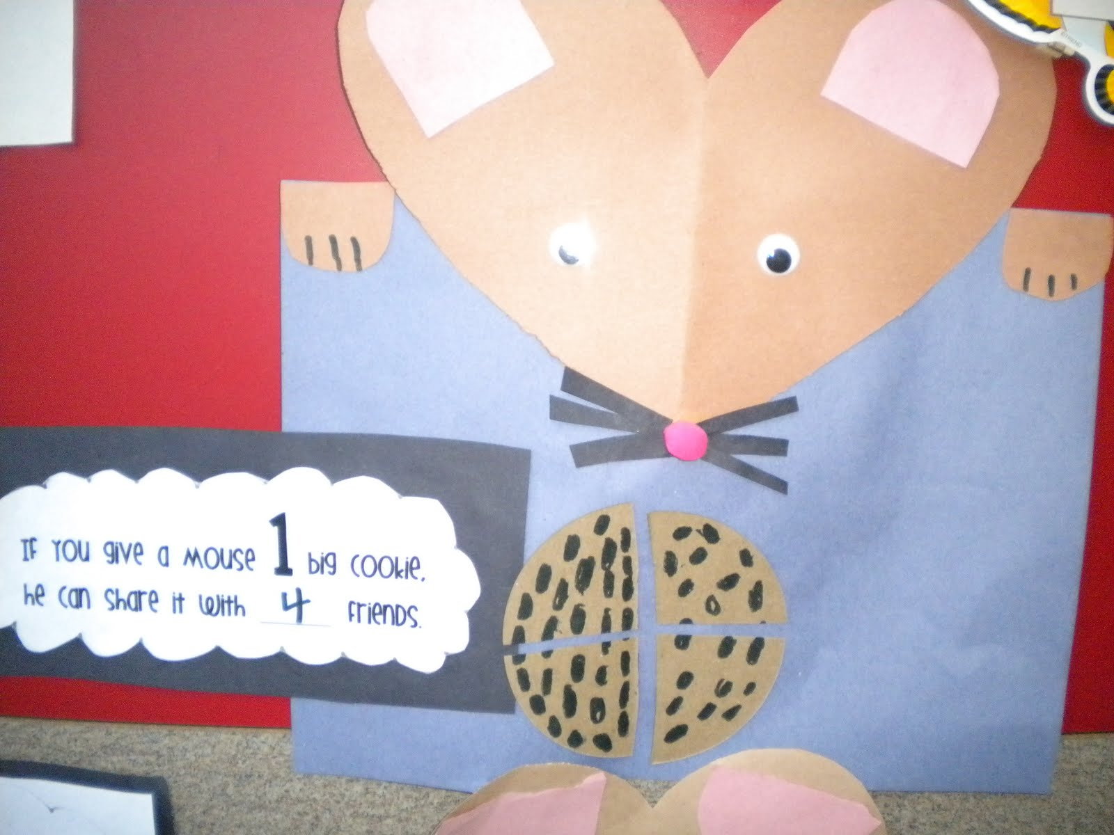 Adventures Of First Grade Fractions Fractions And More