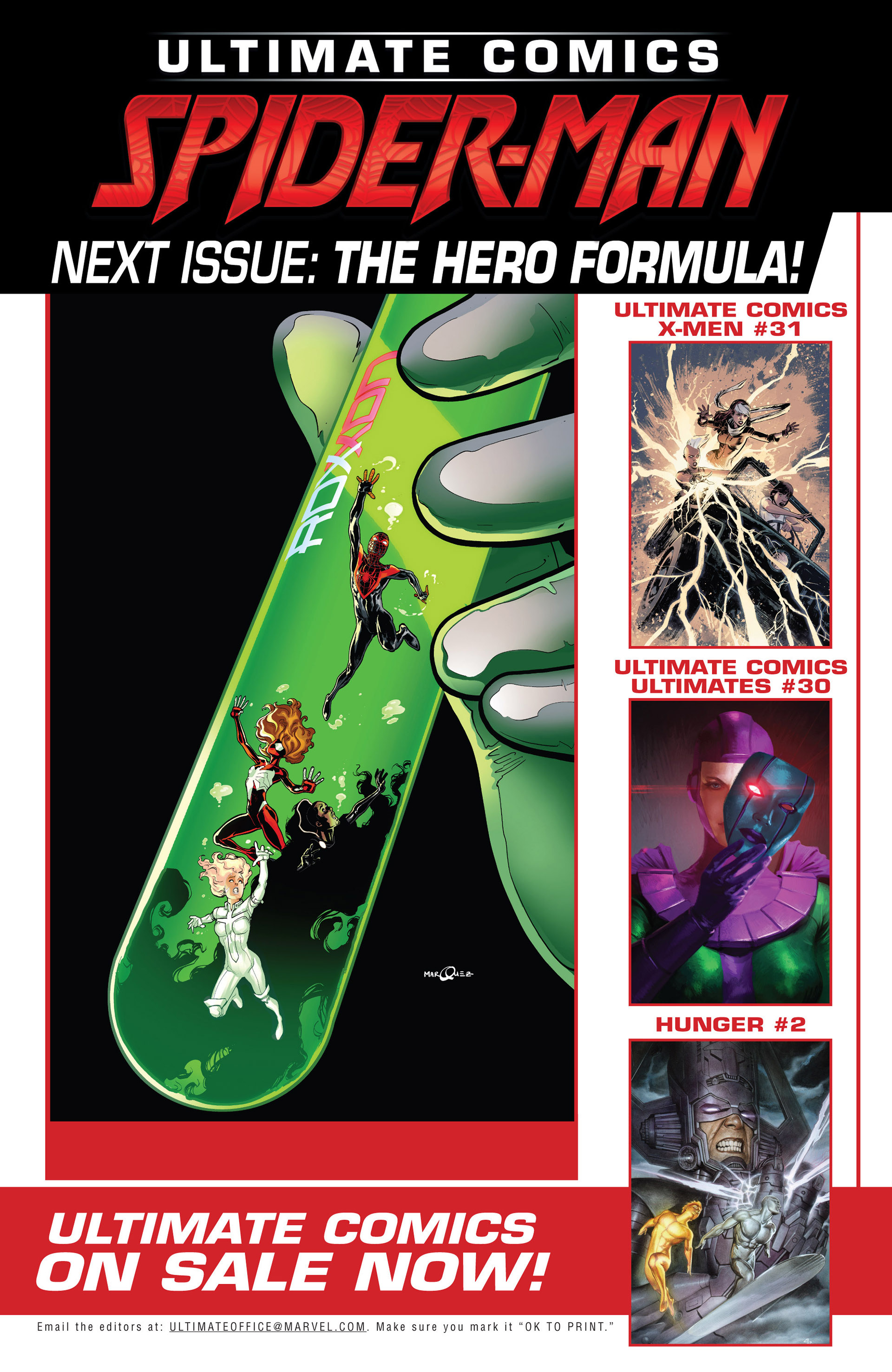 Read online Ultimate Comics Spider-Man (2011) comic -  Issue #27 - 21