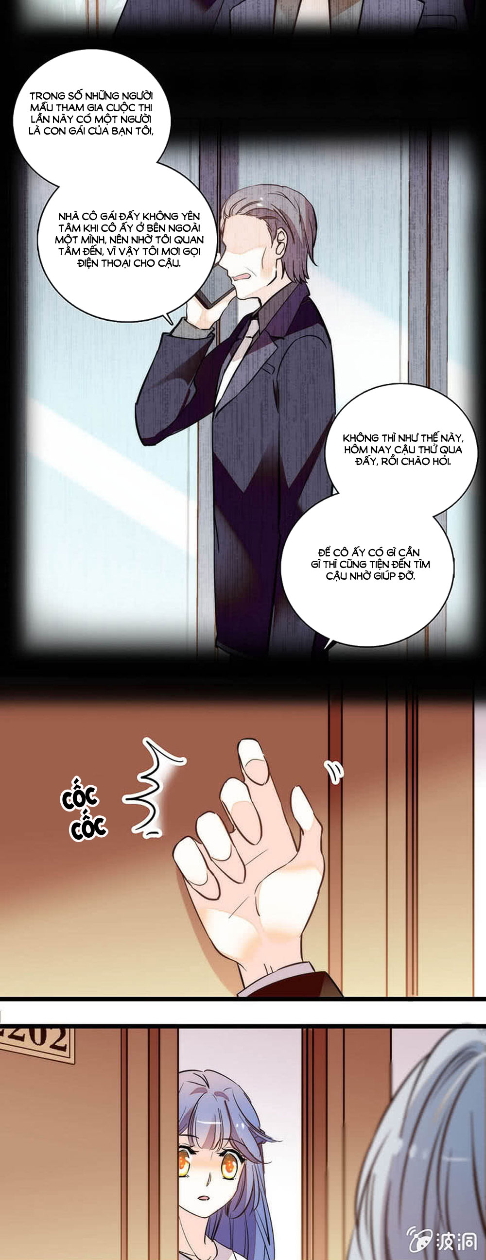 Tịch Nhan Hoa Nở Chỉ Vì Em chap 72 - Trang 2