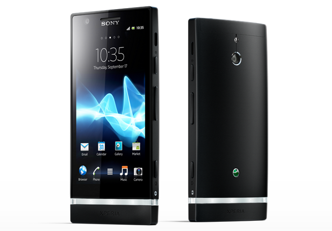 Spesifikasi Sony Xperia P LT22i