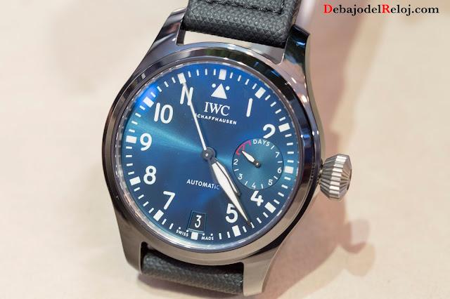 IWC Big Pilot's Watch Edición Boutique Rodeo Drive 1