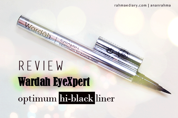 Review Wardah Eyeliner