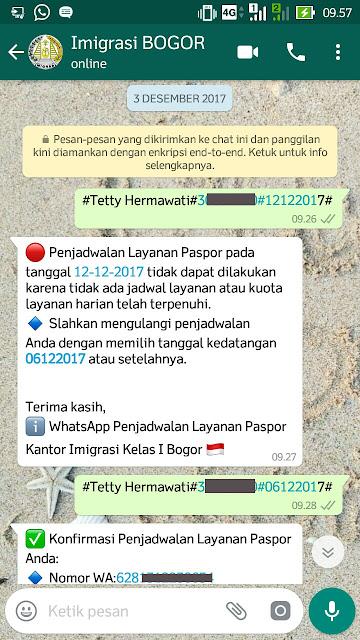 Pengalaman Membuat Paspor di Kantor Imigrasi Bogor