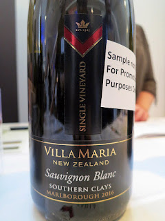 Villa Maria Southern Clays Single Vineyard Sauvignon Blanc 2016 (90 pts)