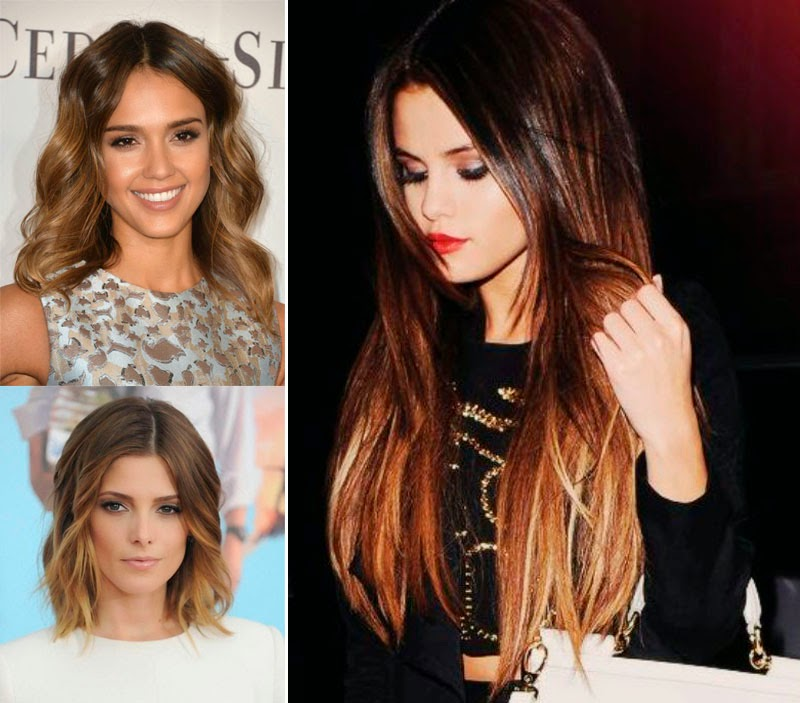 ombre hair adios californianas