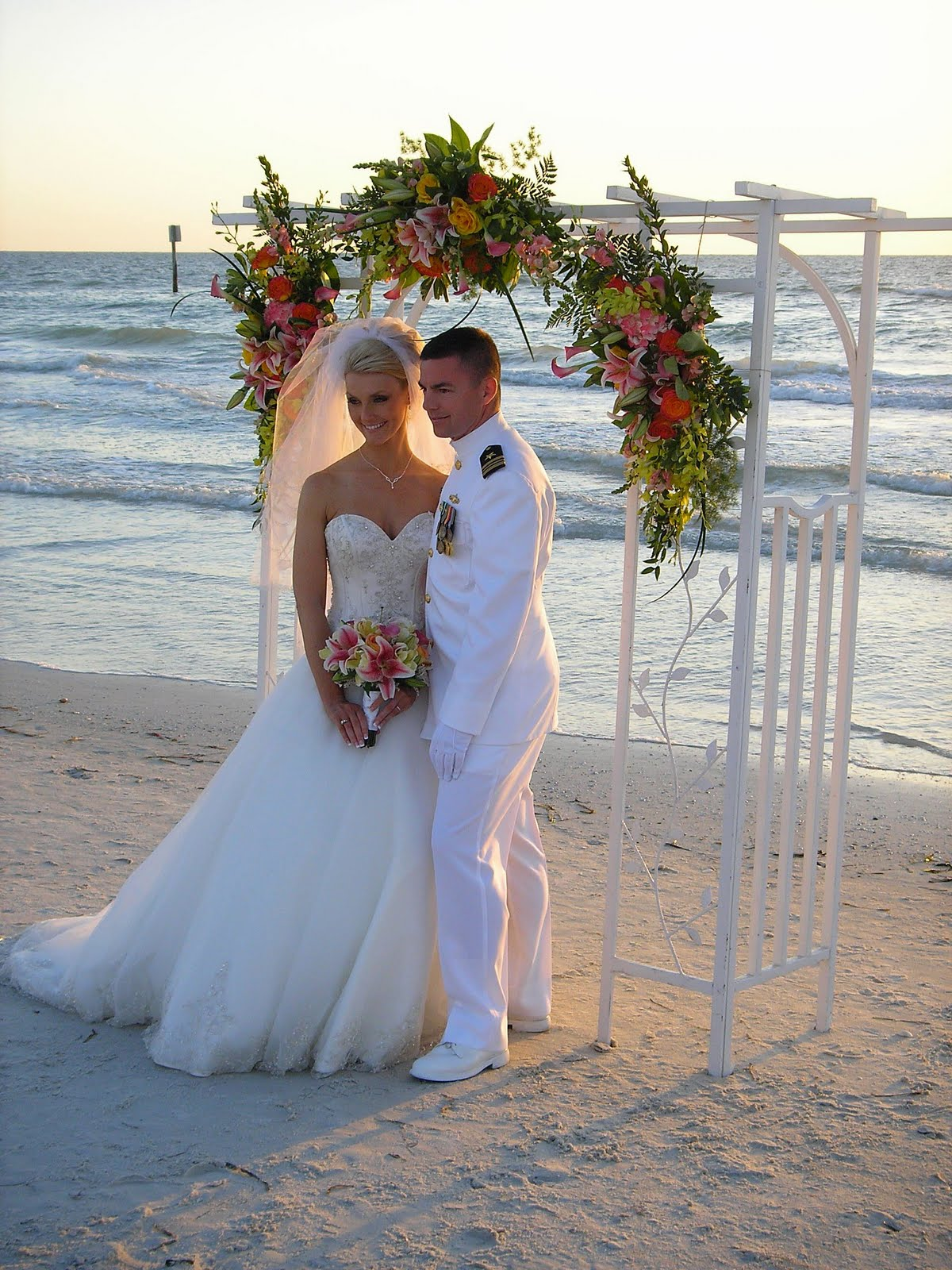 For Better For Less Wedding Flowers: Hilton Clearwater ...