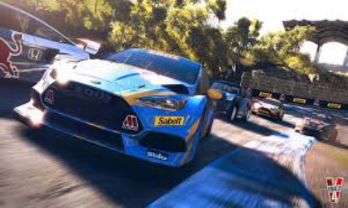 Download V Rally 4 Highly Compressed