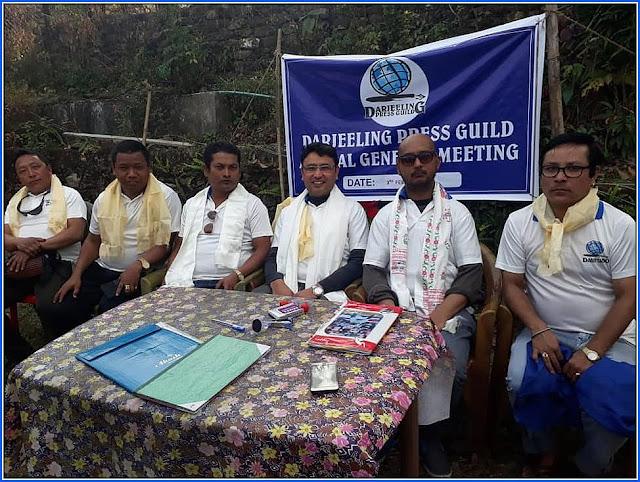 Darjeeling Press Guild Election 2019