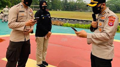 Kabid Humas Polda Banten Sampaikan SOP Kegiatan Bidhumas