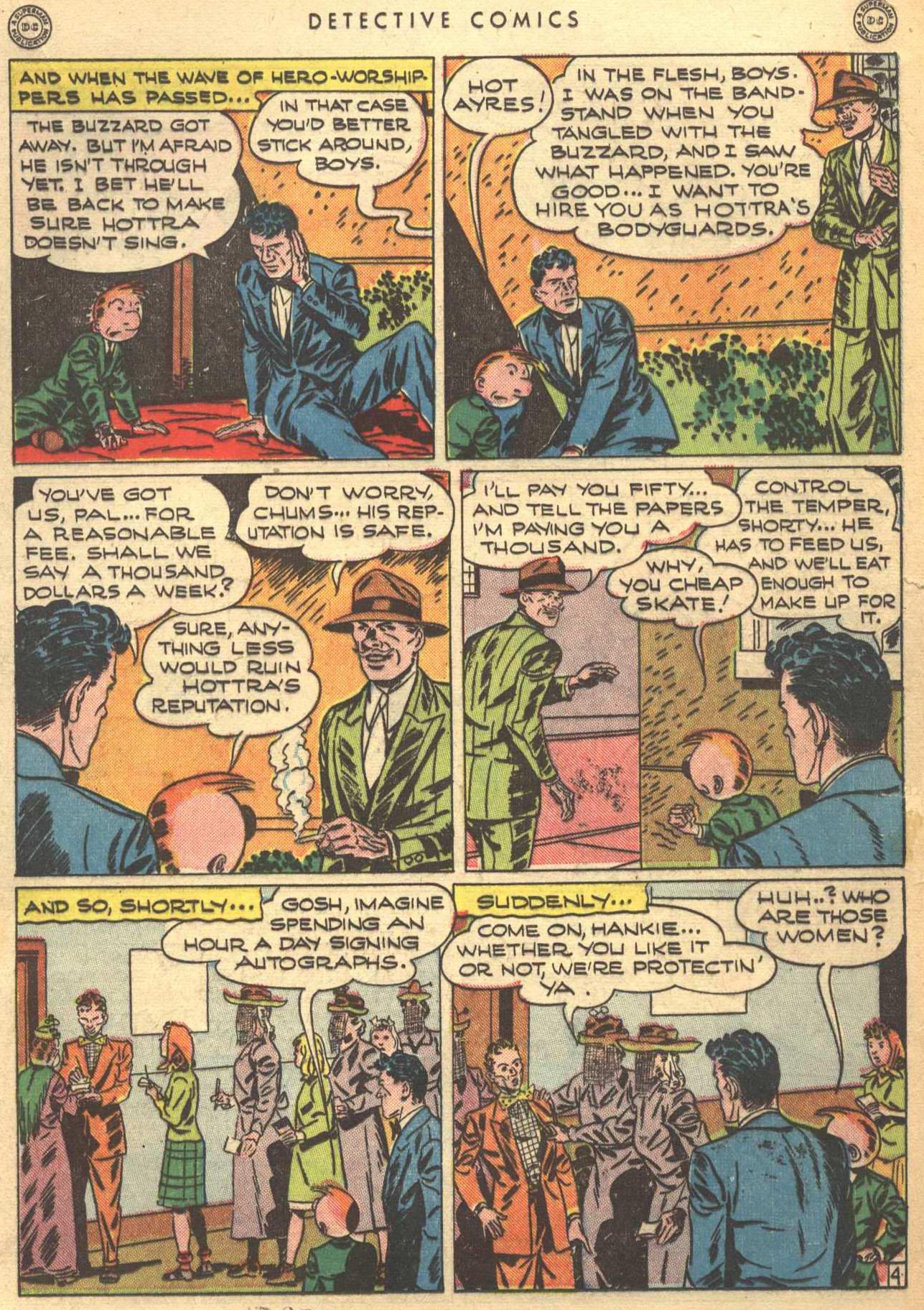 Read online Detective Comics (1937) comic -  Issue #104 - 27
