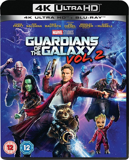 Guardians of The Galaxy Vol.2 4K (Guardianes de la Galaxia Vol. 2) (2017) 2160p 4K UltraHD HDR BluRay REMUX 55GB mkv Dual Audio Dolby TrueHD ATMOS 7.1 ch