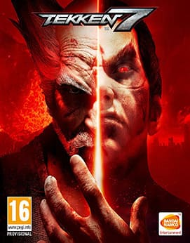 Tekken 7 Jogos Torrent Download capa