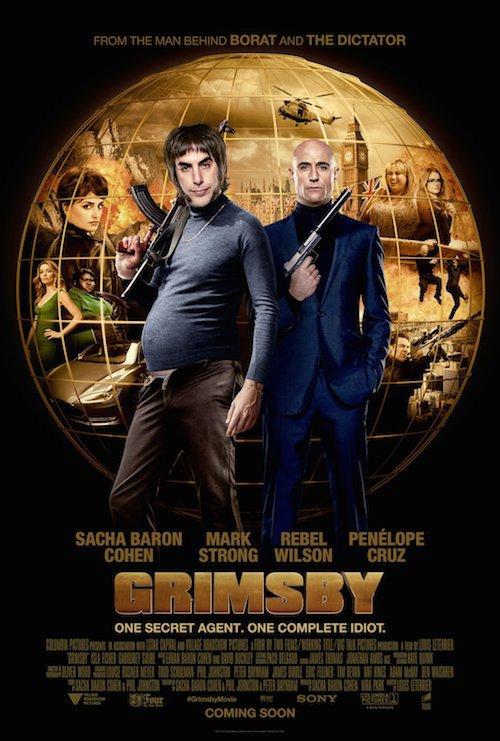 Xem Phim Anh Em Nhà Grimsby 2016