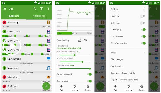 Cara menyimpan hasil download ke dalam memory card di android Cara Setting Hasil Download Langsung Tersimpan Ke Memori Eksternal Di android