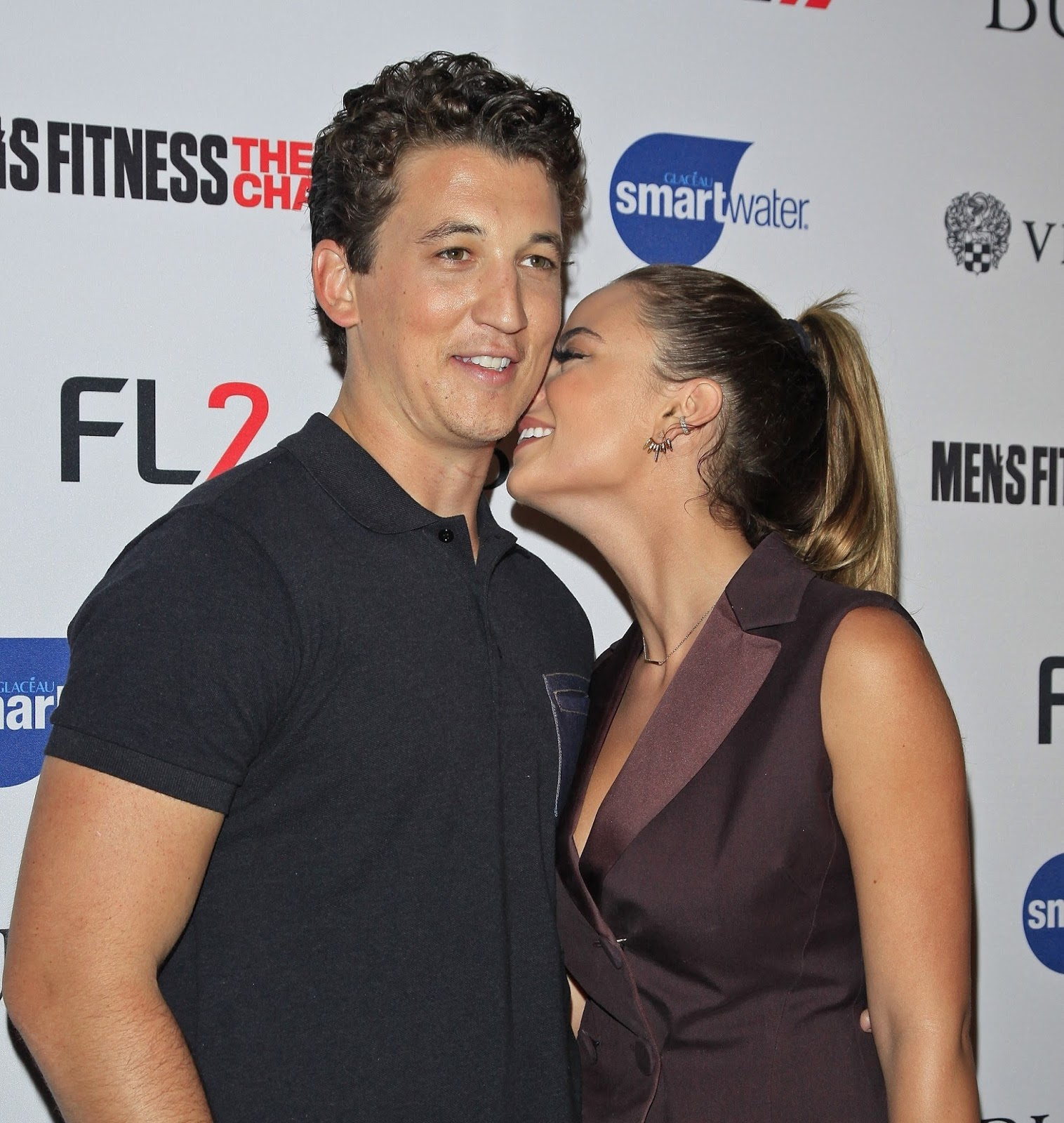 teller dating Miles teller and keleigh sperry just received an incredible gift keleigh went on a missionary trip last week with her father to uganda with the charity, wells of life.