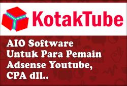 All in One Software untuk Pemain AdSense YouTube, CPA, dan lain-lain