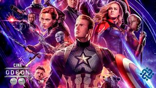 Cine Odeon prepara noite especial para exibição de Vingadores - Ultimato