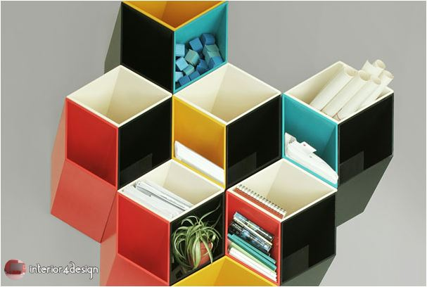70 Best Bookshelf Designs 53