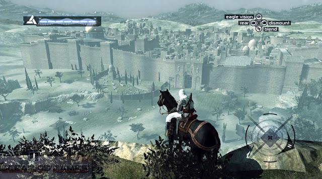 تحميل لعبه Assassin's Creed 1 للكمبيوتر الضعيف و للاندورويد برابط مباشر