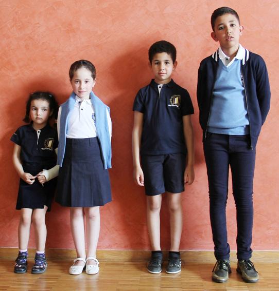 461f09b7d56e5 △Proposition d' uniforme scolaire pour les enfants des écoles primaires,  juin 2018, Ville de Provins