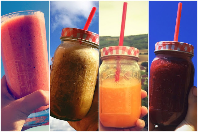 4 recettes de smoothies pour l'arrivée de l'été