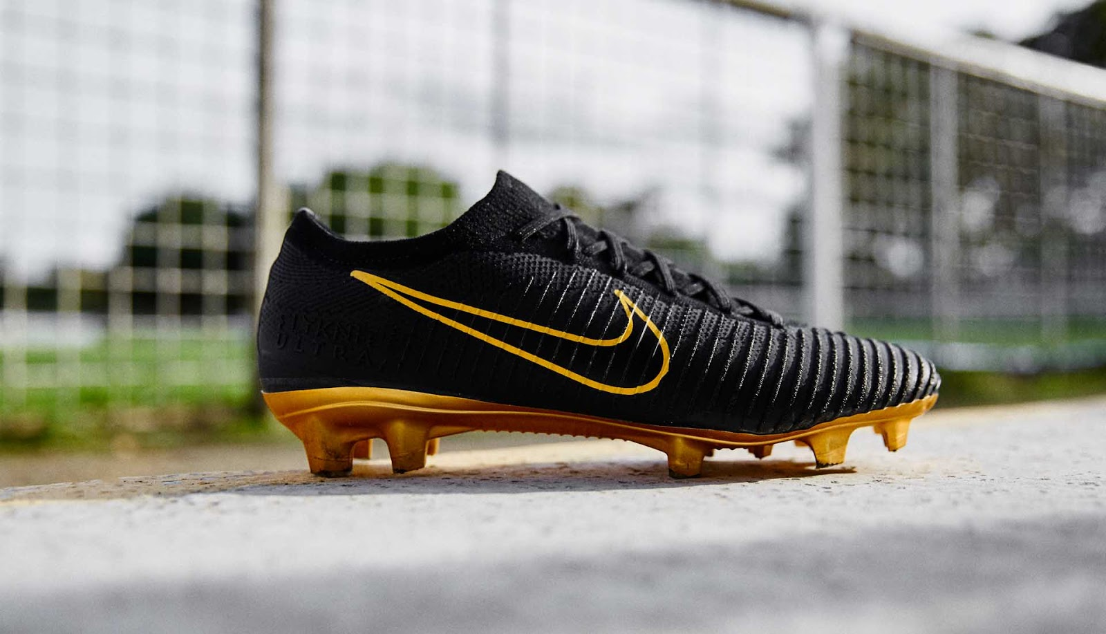 864f7cb9b ... one of two to debut the brand-new Nike football boot model