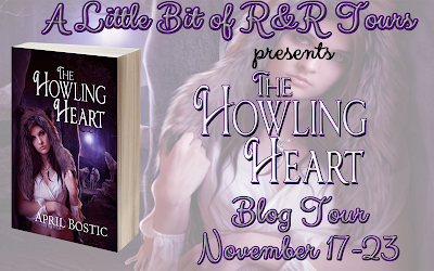 Blog Tour: The Howling Heart by April Bostic