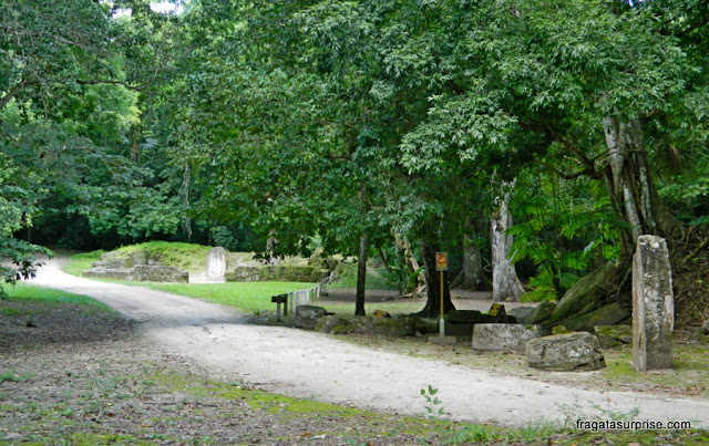 Sítio Arqueológico de Tikal, Guatemala