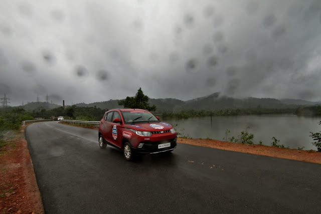 Mahindra Action Monsoon 2016 Presented By Ceat Ends at Goa