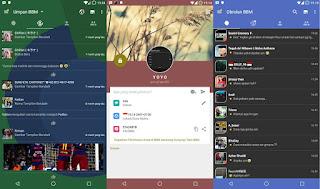 BBM MOD DELTA BBM v3.1.2 APK Terbaru