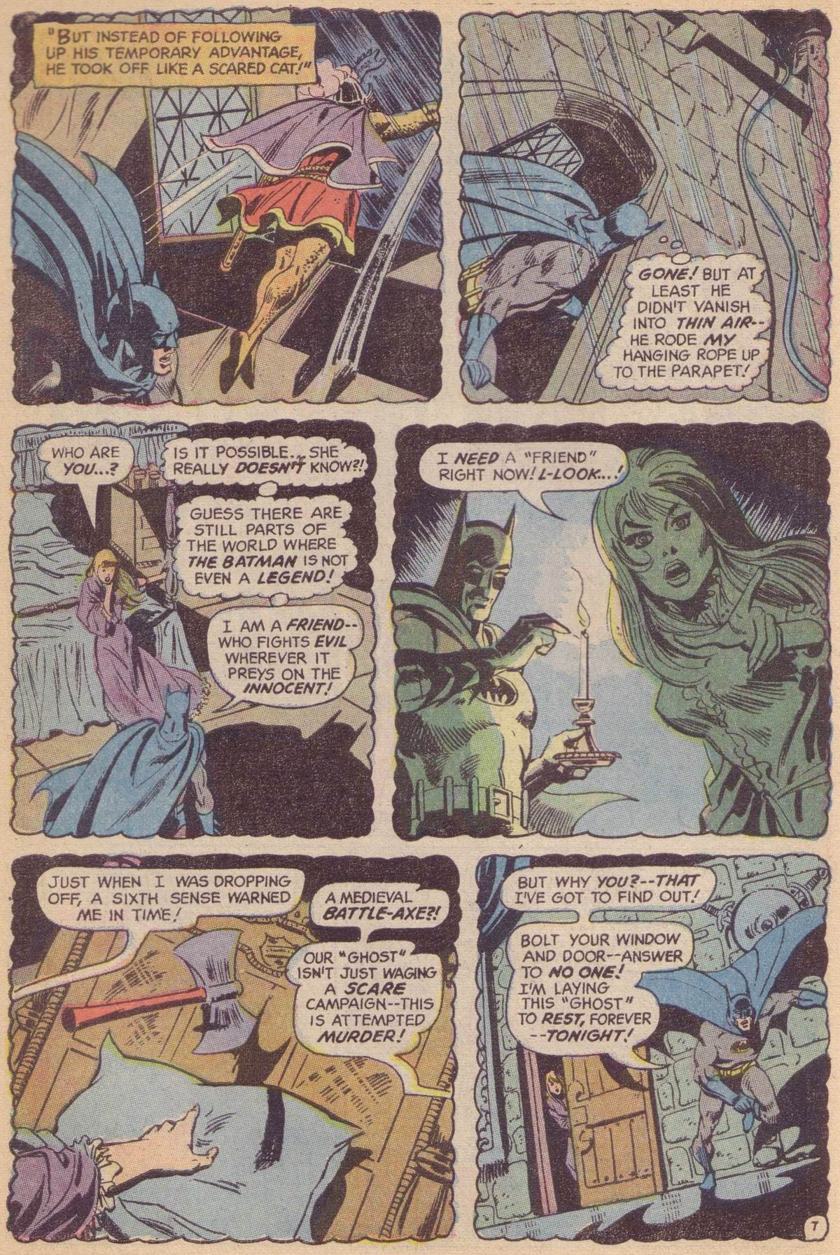 Detective Comics (1937) 412 Page 9