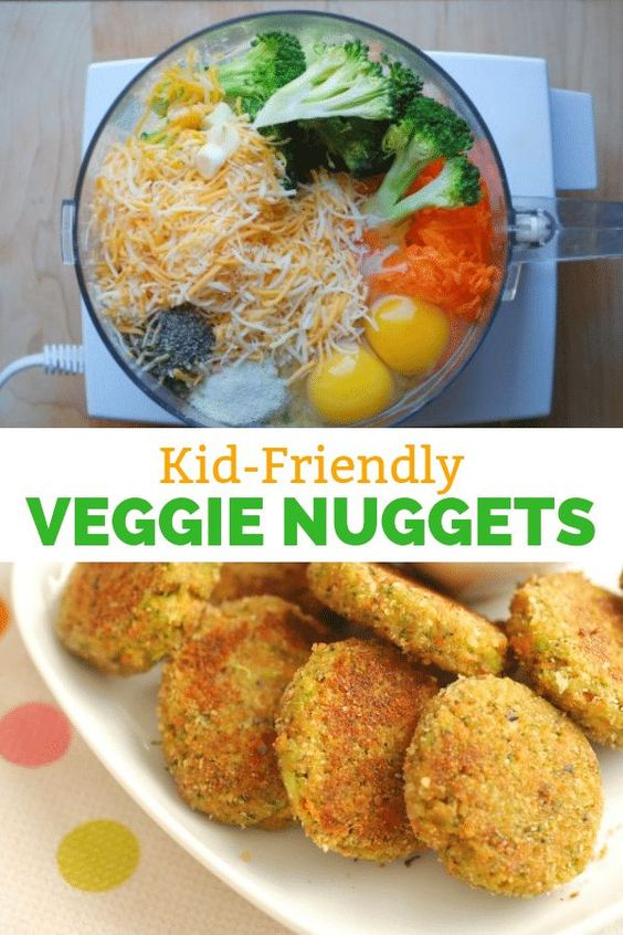 These Veggie Nuggets are healthy, kid friendly, and simple to make. Perfect for lunch boxes and snacks.