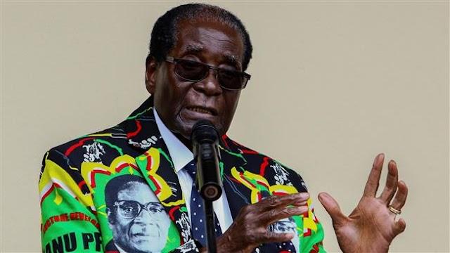 Zimbabwe's Robert Mugabe finally resigns: Parliament speaker Jacob Mubenda