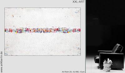 großformatige günstige Malerei, XXL Fine-Art-Prints und große Wandbilder