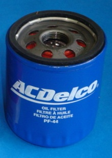 Oil Filter Cross Reference List Ac Delco Oil Filters