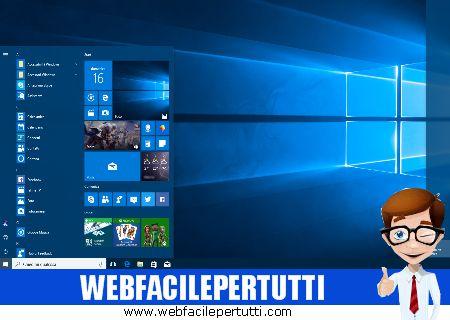 Windows 10 | Come visualizzare i file nascosti tramite pannello di controllo