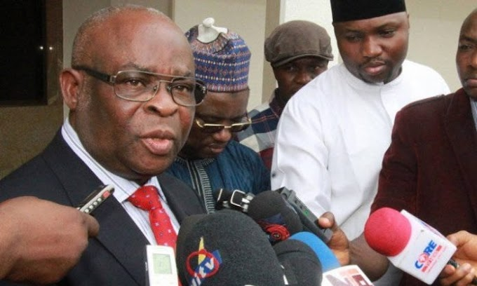 EFCC Releases Emergency Statement On The Arrest Of CJN, Walter Onnoghen, As PDP Alleges Plot To Rig General Elections