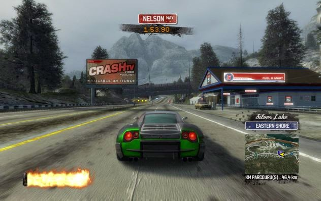 Burnout Paradise Ultimate Full Crack