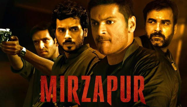 Mirzapur   Dual Audio  HDRip 480p ESub x264