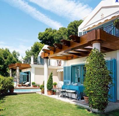 Fachadas casas modernas fachadas de casas andaluzas for Fachadas de casas modernas y rusticas