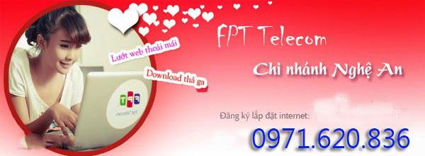 Lắp Mạng Internet FPT Huyện Quỳnh Lưu