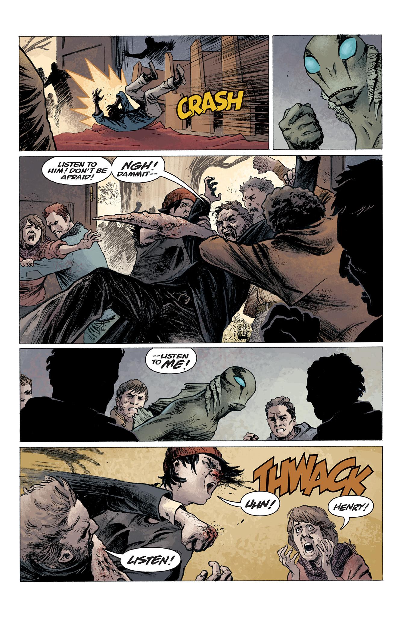 Read online Abe Sapien comic -  Issue #2 - 22
