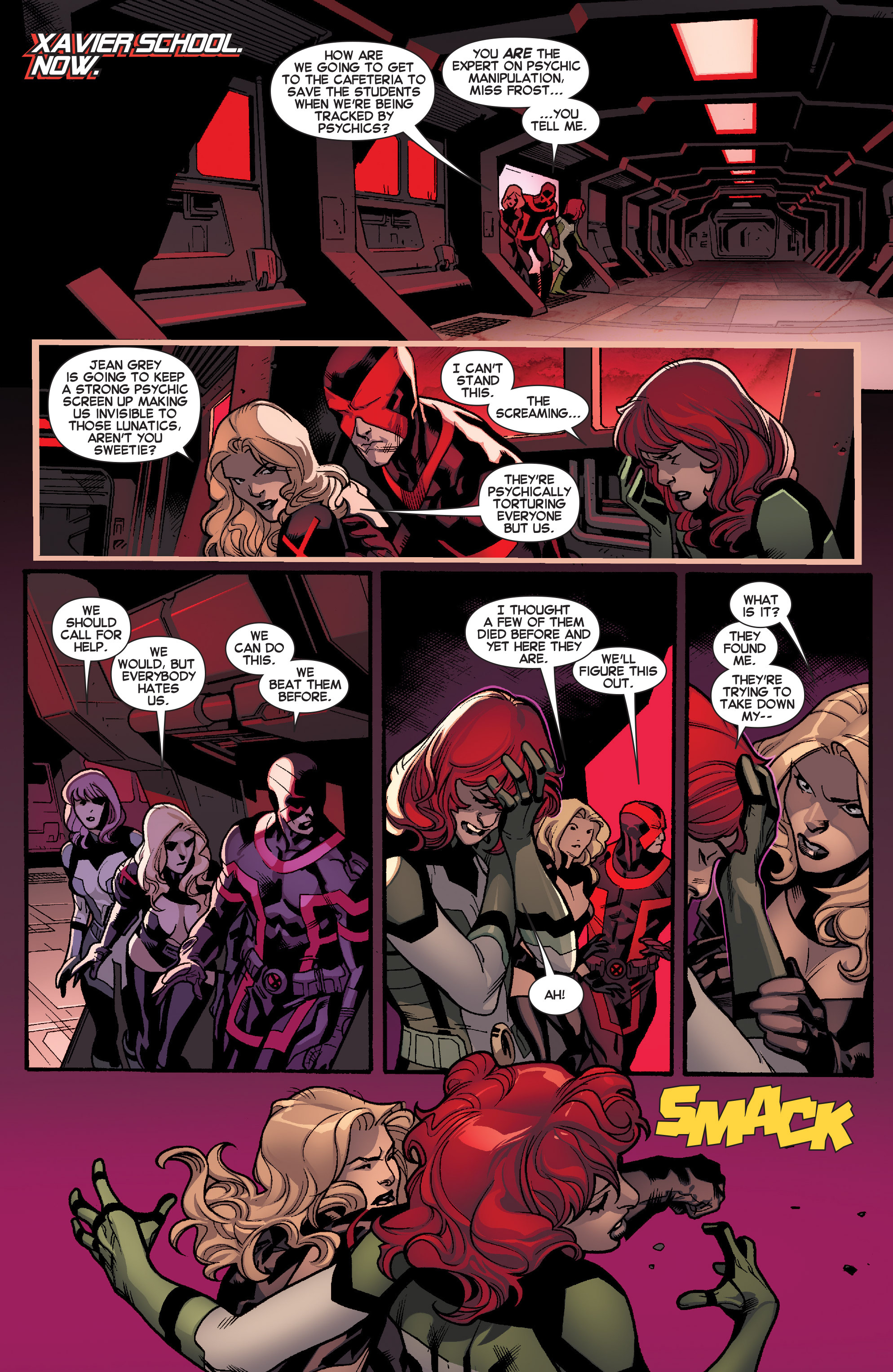 Read online All-New X-Men (2013) comic -  Issue #27 - 17