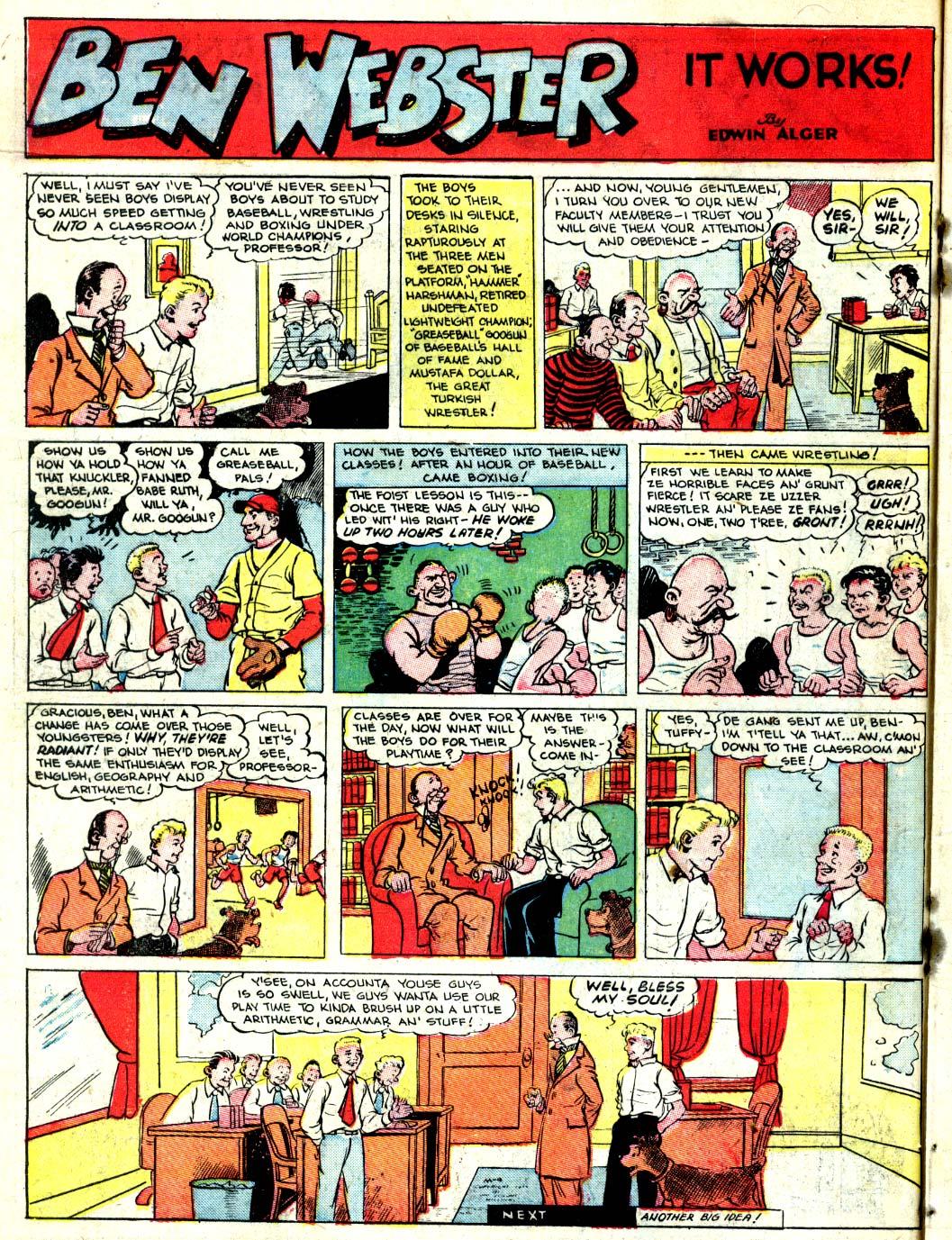Read online All-American Comics (1939) comic -  Issue #10 - 30