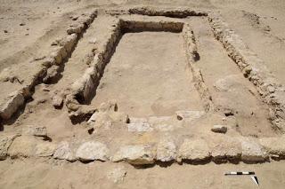 بعثات أجنبية ومصرية للتنقيب عن الآثار وترميم معبد مدينة ماضى بالفيوم